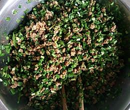 鲜美无比的韭菜肉馅的做法