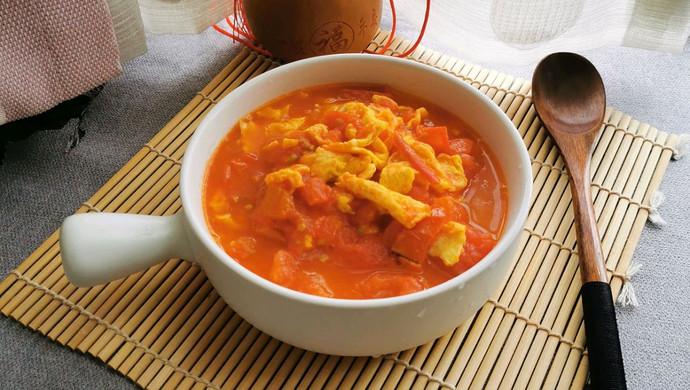 #一人一道拿手菜#西红柿炒鸡蛋
