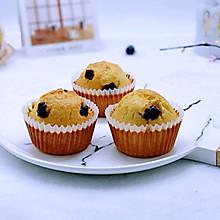 蓝莓椰蓉马芬蛋糕