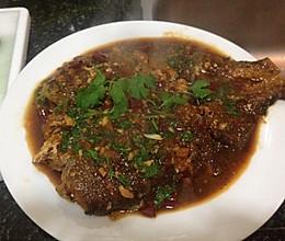 红烧大黄花鱼的做法