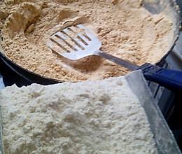 炒面粉的做法
