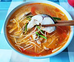 番茄草鱼汤的做法