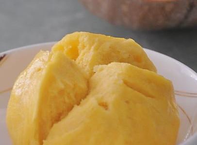 南瓜餐包的做法