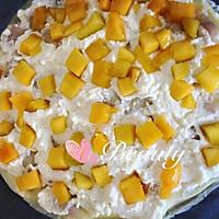 草莓芒果千层蛋糕的做法图解17
