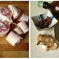 【酒香猪尾】--皮Q肉酥的冬日男人下酒菜的做法图解1