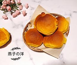香甜南瓜小餐包的做法