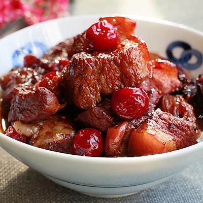 鲜莓秘制红烧肉