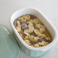 腌笃鲜+香菇腊肠焖饭+虾仁蒸蛋的做法图解4