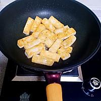 #甜粽VS咸粽,你是哪一黨?#煎豆腐的做法圖解2