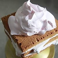 【番茄配方】玫瑰情人节蛋糕的做法图解7