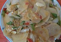 洋葱炒土豆片――香辣的做法