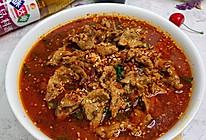 #味达美名厨福气汁,新春添口福#麻辣水煮牛肉火锅底料版的做法