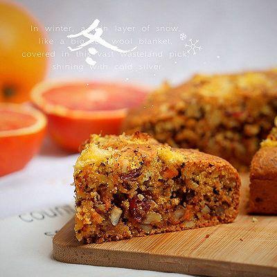 橙汁能量软饼