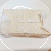 芝麻豆腐拌菠菜--复刻《昨日的美食》的做法图解2