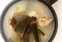 夏日养生海带排骨汤的做法