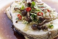鳕鱼蟹味菇豆腐蒸——年夜饭品质海鲜大餐的做法