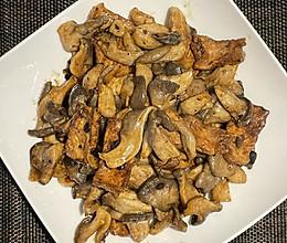美滋味秀珍菇炒肉片的做法