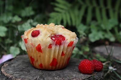 春味,莓果马芬