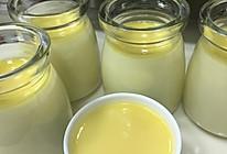 椰汁鸡蛋布丁的做法