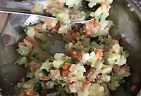 蔬菜炒土豆泥的做法