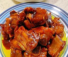 糖醋排骨 骨香肉烂 色泽红亮 好吃到吮手指的做法