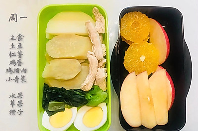 减肥食谱  可借鉴食用