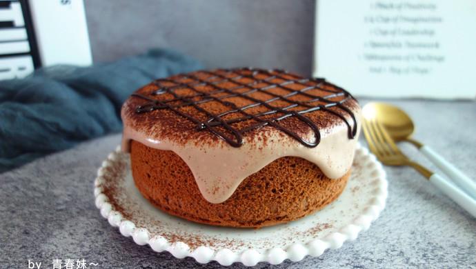 巧克力脏脏蛋糕