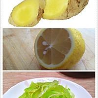 柠汁青笋丝的做法图解2