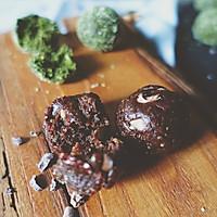 巧克力味蔓越莓能量球【安卡西厨】