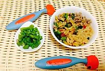 宝宝餐牛肉粒闷米饭的做法