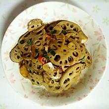 麻香糖醋藕