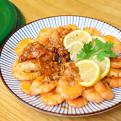酸甜柠檬虾