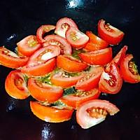 吃过就会爱上--番茄烩金针菇的做法图解4