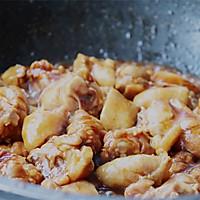 #硬核菜谱制作人#黄焖鸡米饭的做法图解6