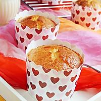 蜂蜜牛奶纸杯蛋糕#十二道锋味复刻#的做法图解12