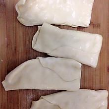 蒸葱花油饼
