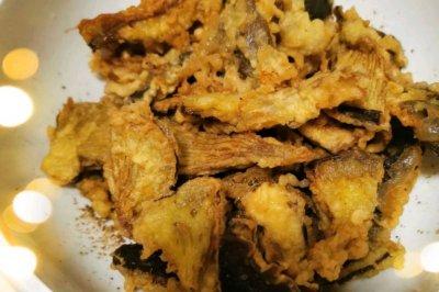 香酥椒盐蘑菇