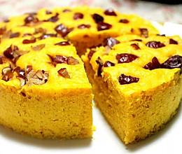 健康美味南瓜红枣发糕的做法