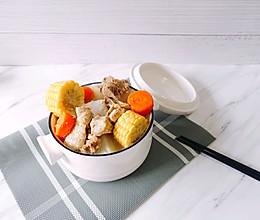 暖心萝卜排骨汤的做法