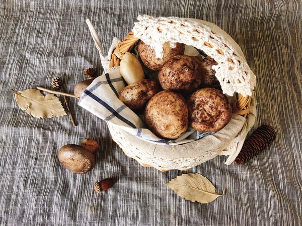 香菇馒头的做法