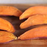 芝士焗红薯的做法图解2