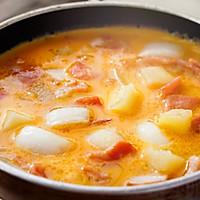 日食记丨土豆烘蛋的做法图解4