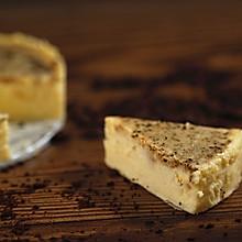 咖啡大理石乳酪蛋糕(烤箱做蛋糕)