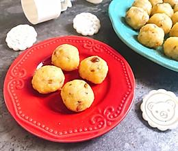 月饼馅料首选 奶黄馅+板栗馅 中秋节传统月饼冰皮月饼都可以用的做法