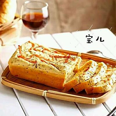 法式咸蛋糕