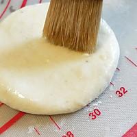 #秋天怎么吃#快手椒盐芝麻烧饼的做法图解12