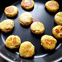 香煎红薯饼的做法图解4