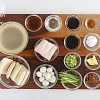 兰花豆腐干的做法图解1