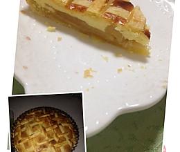 奶酪苹果派的做法