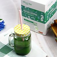 菠菜蛋白绿奶昔的做法图解6
